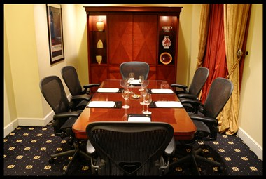 Guillaumet Meeting Room