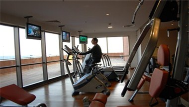Wellness and fitness room