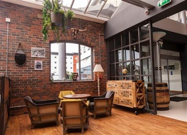 The Goods Shed food & bar
