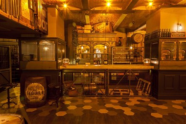 The Goods Shed Cellar