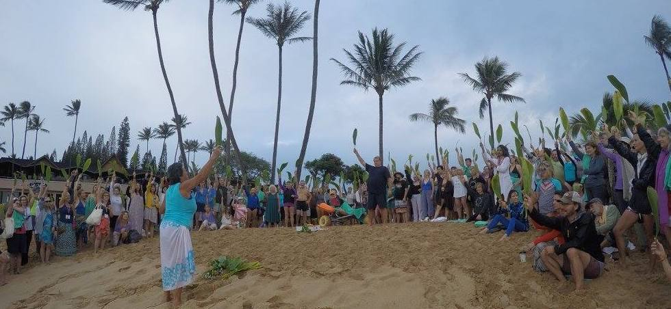 "2021 Ram Dass Legacy ""Open Your Heart in Paradise"" Maui Retreat"