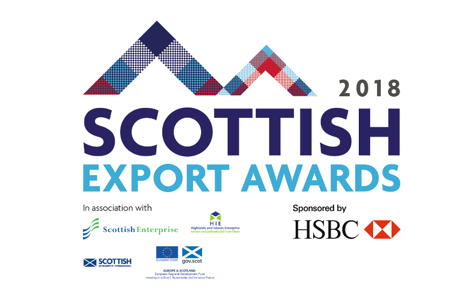 Scottish Export Awards - Nomination Form