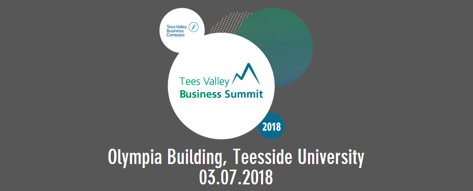 Tees Valley Business Summit 2018