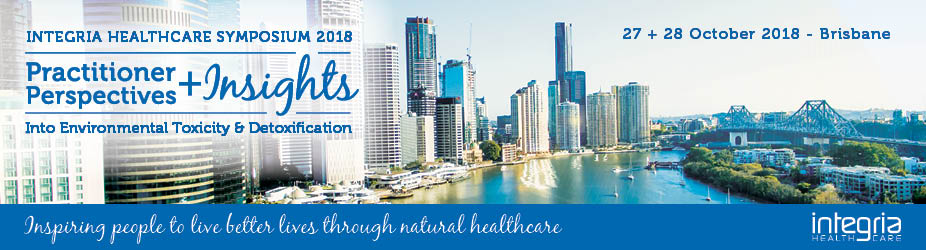 Integria Healthcare Symposium 2018