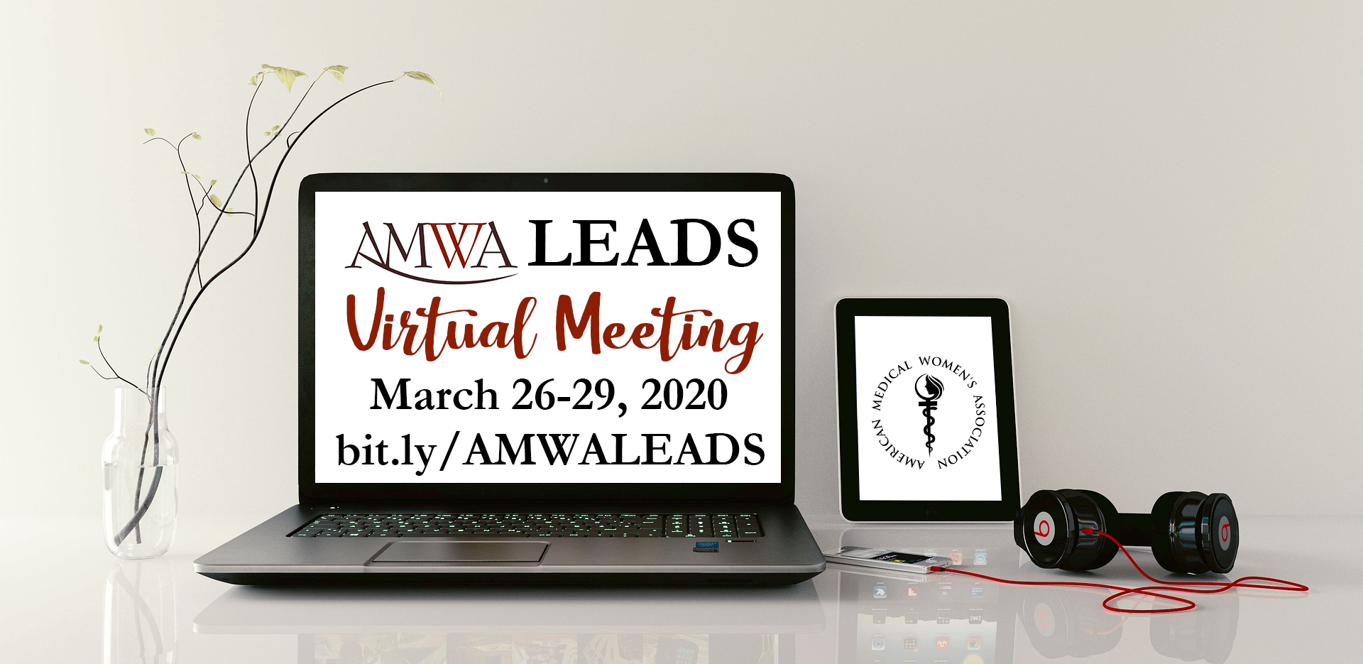 AMWA 105th Anniversary Meeting: AMWA LEADS