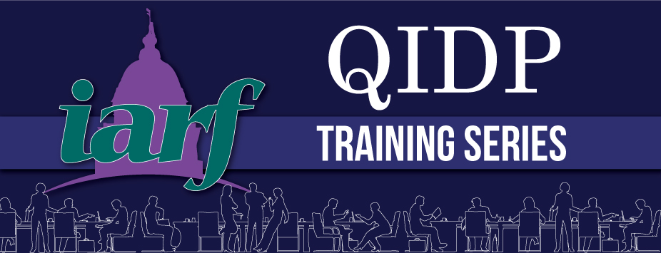 IARF QIDP Training: A Journey with O.D.D.O.-One Agency's Road to a Person-Centered Organization