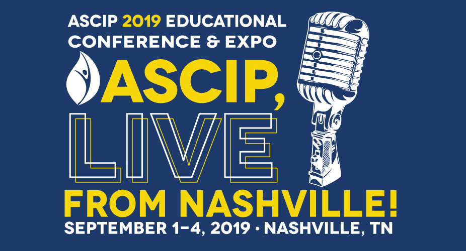 ASCIP 2019 Educational Conference and Expo