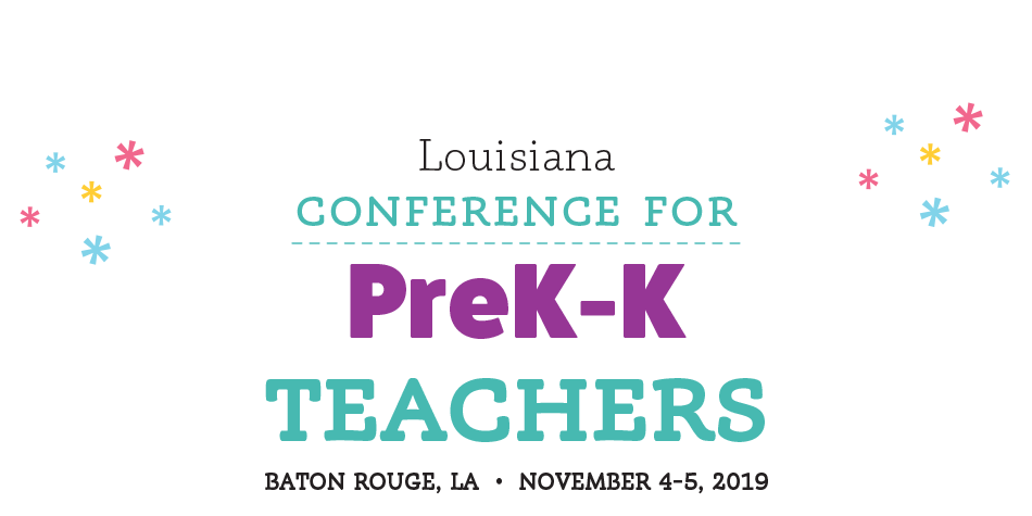 Louisiana Conference for PreK & K Teachers