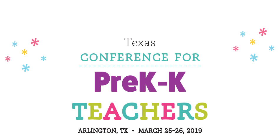 Texas Conference for PreK & K Teachers
