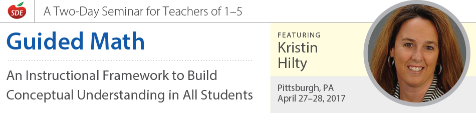 Guided Math, Pittsburgh, PA