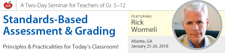 Standards-Based Assessment & Grading, Atlanta, GA
