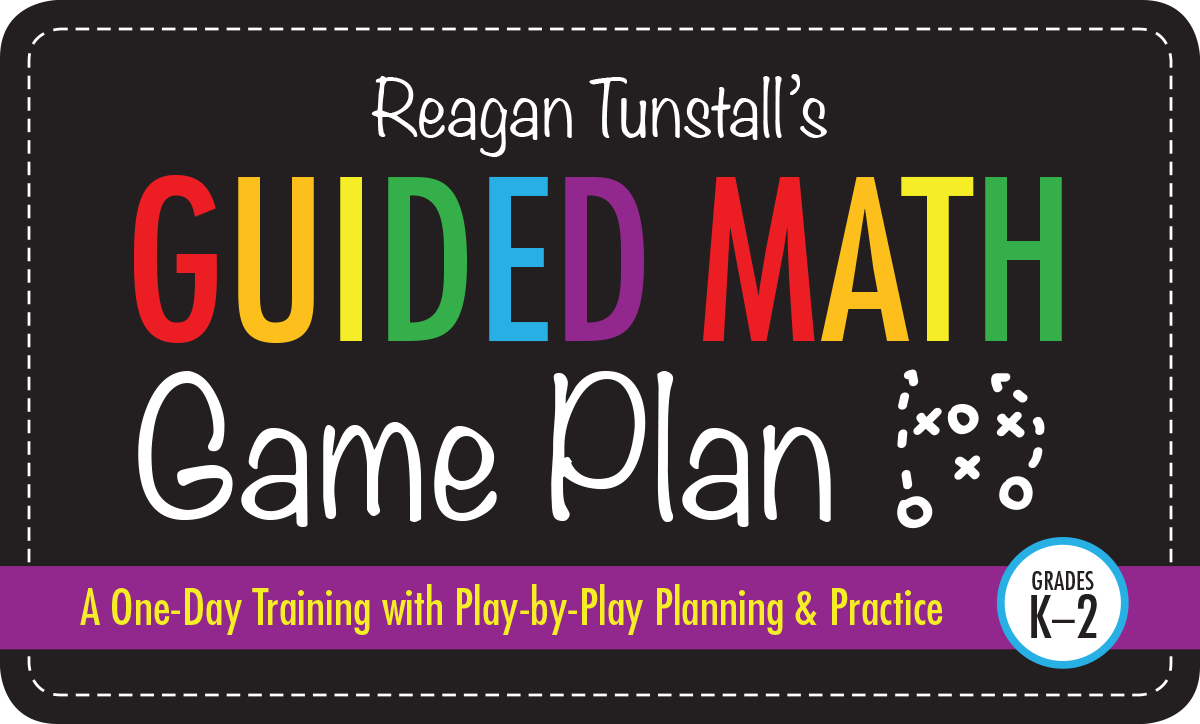 Guided Math Game Plan, San Antonio, TX