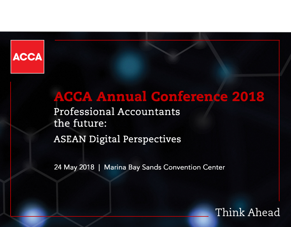 ACCA Singapore Annual Conference 2018