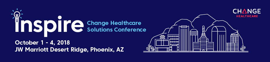 Inspire 2018 - Change Healthcare User Conference