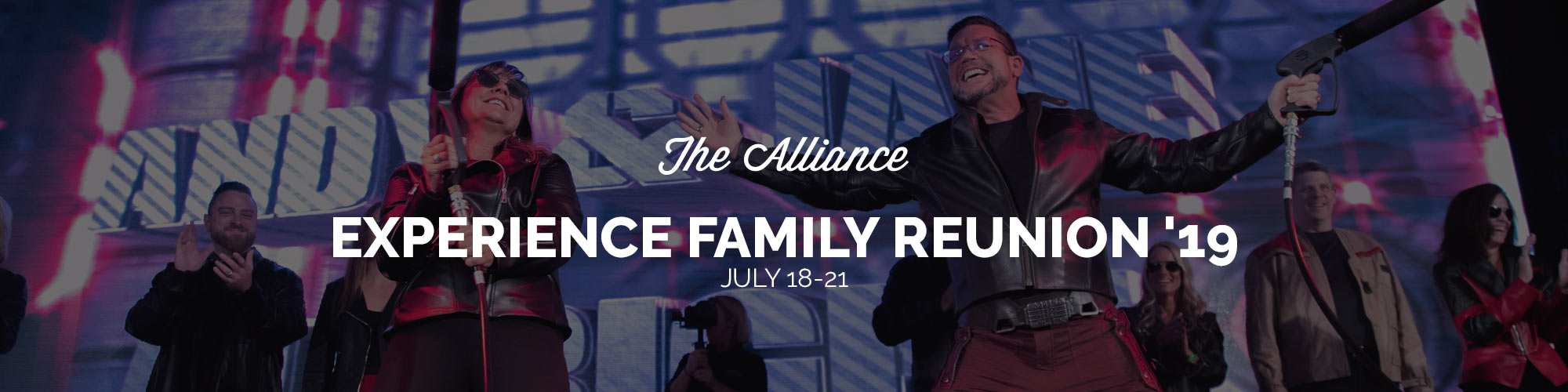 Family Reunion - July 18 - 21, 2019