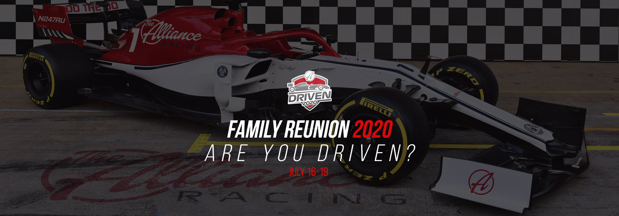 Family Reunion - July 2020