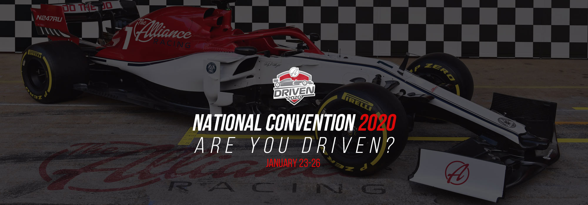 National Convention 2020 - Jan 23rd-26th
