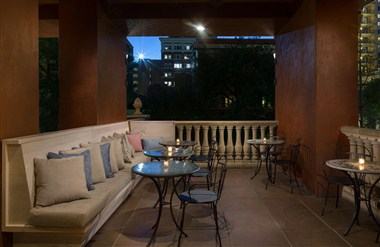 Terrace Banquette Seating