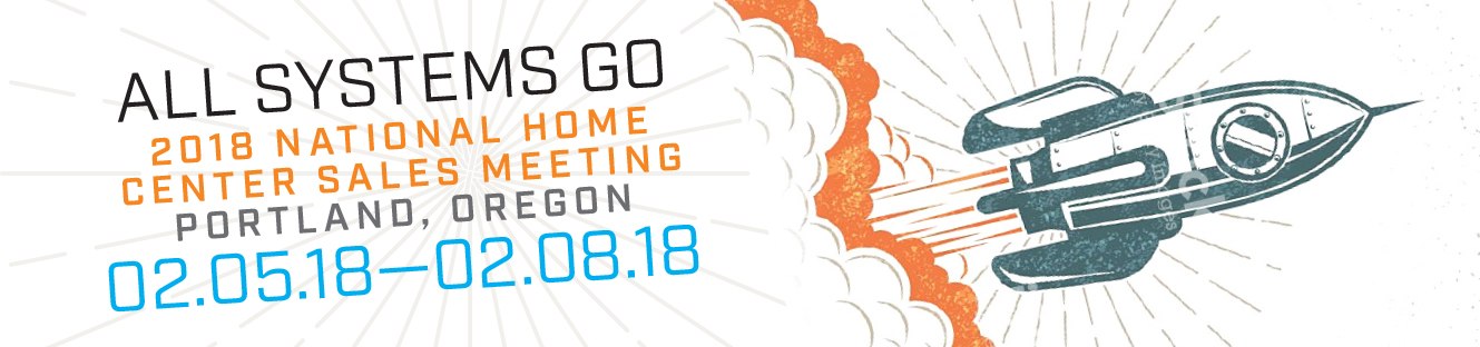 2018 National Home Center Sales Meeting