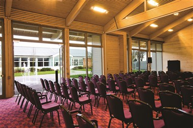Theatre style events centre