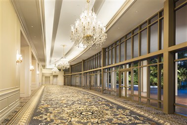 The Donald J. Trump Grand Ballroom - North Foyer