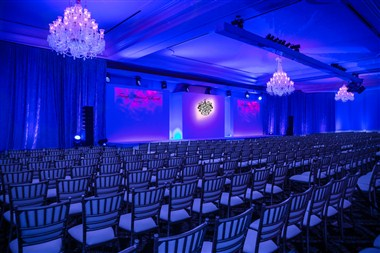 The Ivanka Trump Ballroom Event