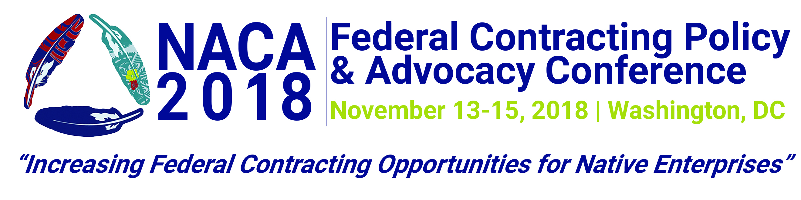 NACA 2018 Federal Contracting Policy and Advocacy Conference