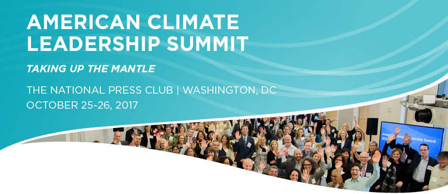 2017 American Climate Leadership Summit