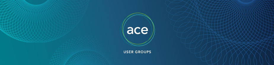 ACE User Group 2019 - South