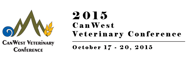 2015 CanWest Veterinary Conference