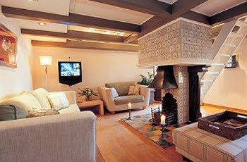 Fire Place Suite