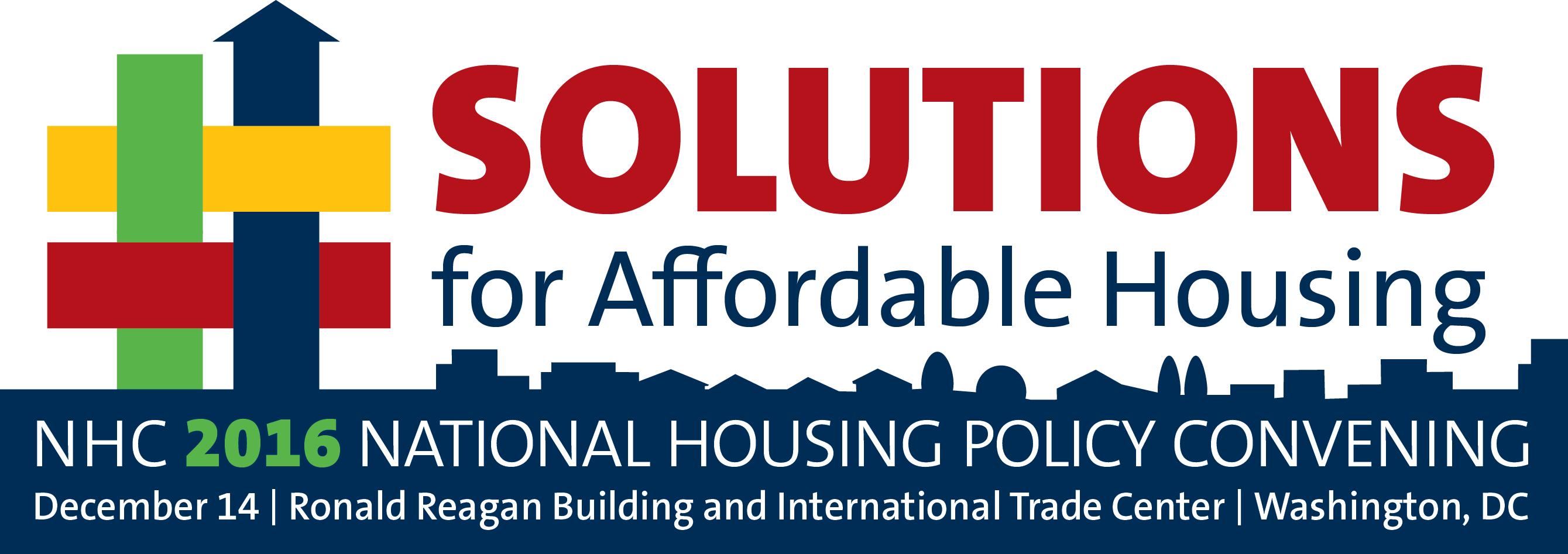 NHC 2016 Solutions for  Affordable Housing - National Housing Policy Convening