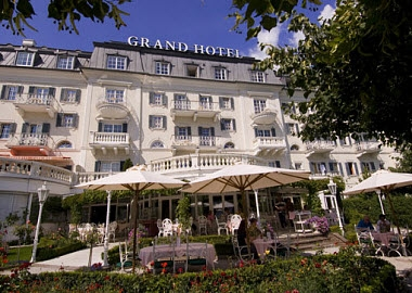 Grand Hotel Terrace-Cafe