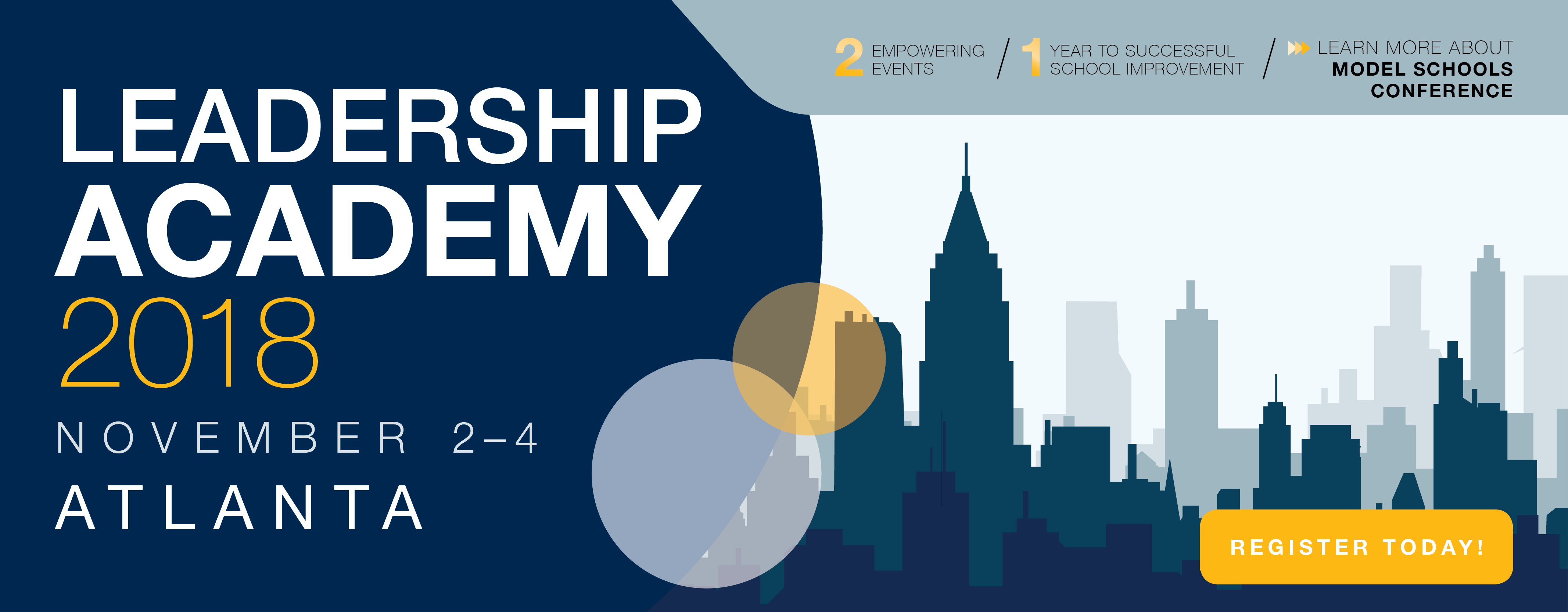 2018 Leadership Academy