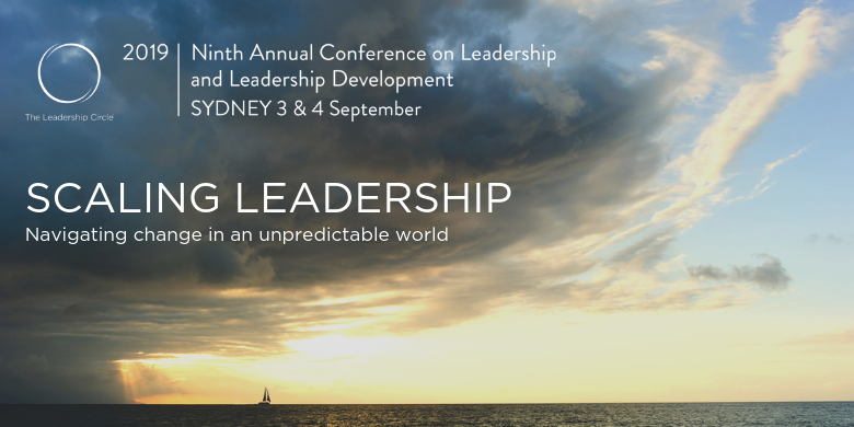 Scaling Leadership | TLC Asia Pacific Conference 2019