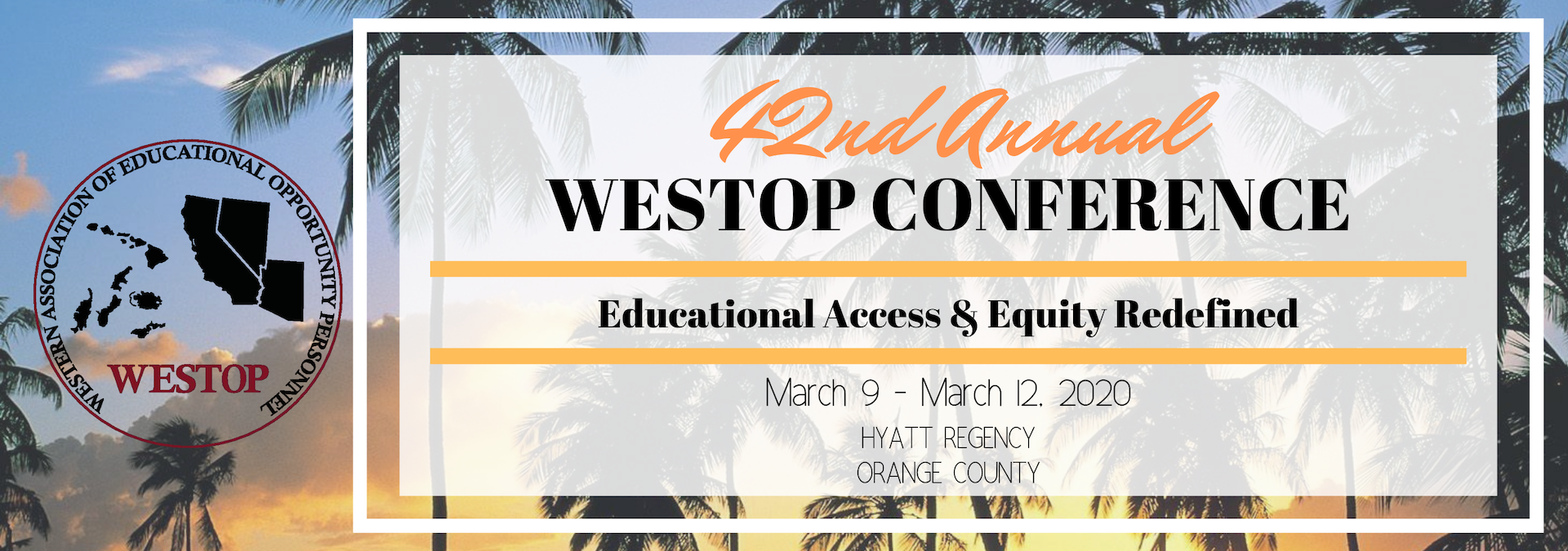 2020 WESTOP Annual Conference