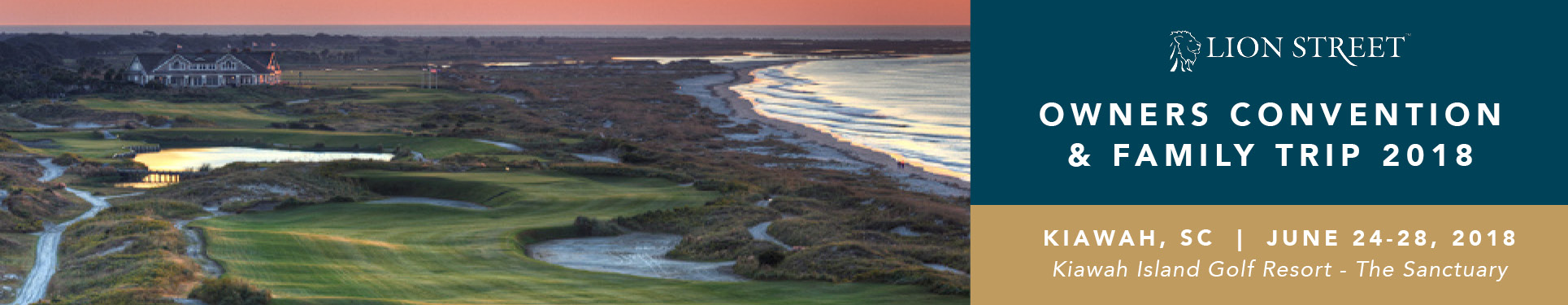 Kiawah Owners Convention