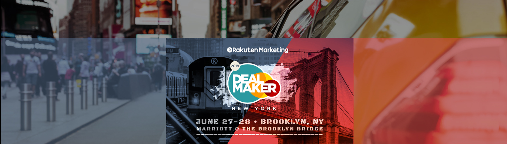Rakuten Marketing DealMaker New York 2018