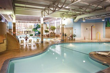 Indoor Pools and Water Playground