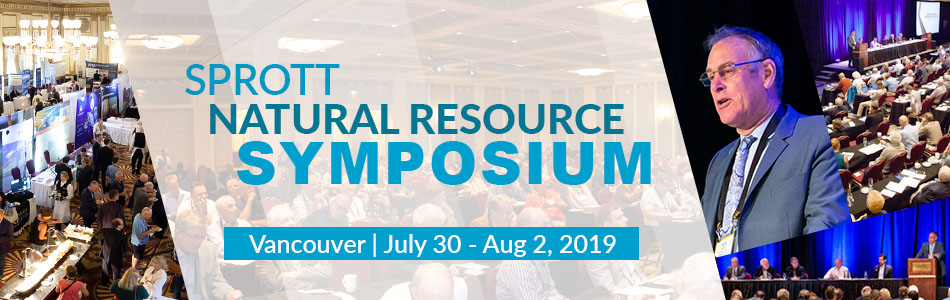 2019 Sprott Natural Resource Symposium