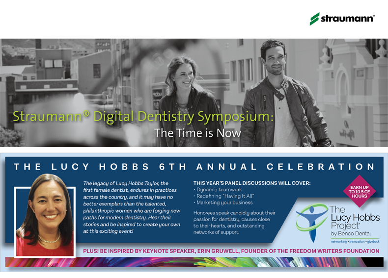 Straumann Digital Dentistry Symposium: The Time is Now