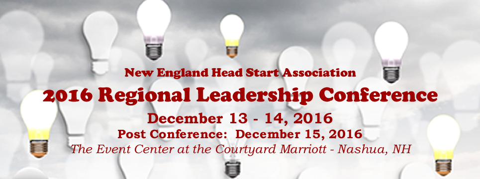 NEHSA 2016 Regional Leadership Conference