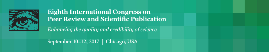 Eighth International Congress on Peer Review