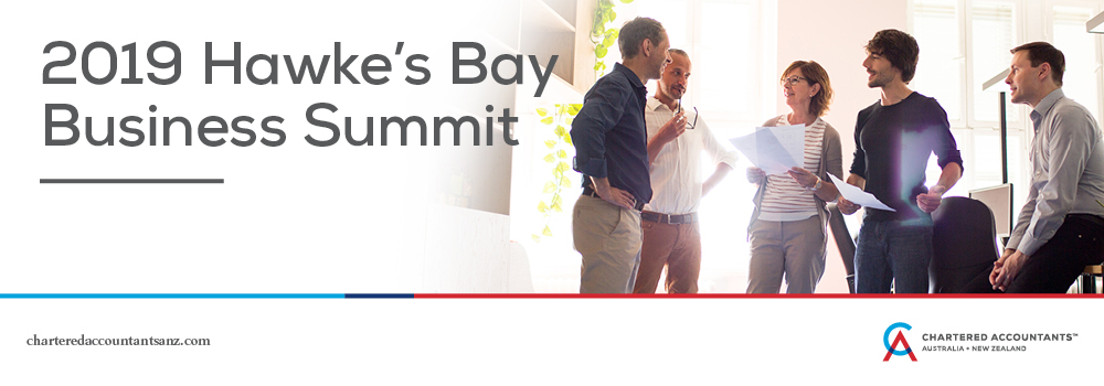 2019 Hawke's Bay Business Summit