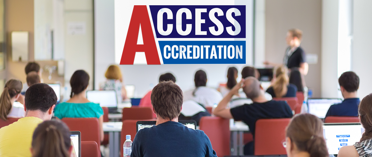 Access Accreditation Workshop March 2018