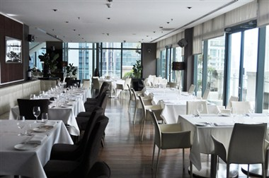 Tanzini Restaurant, Level 28