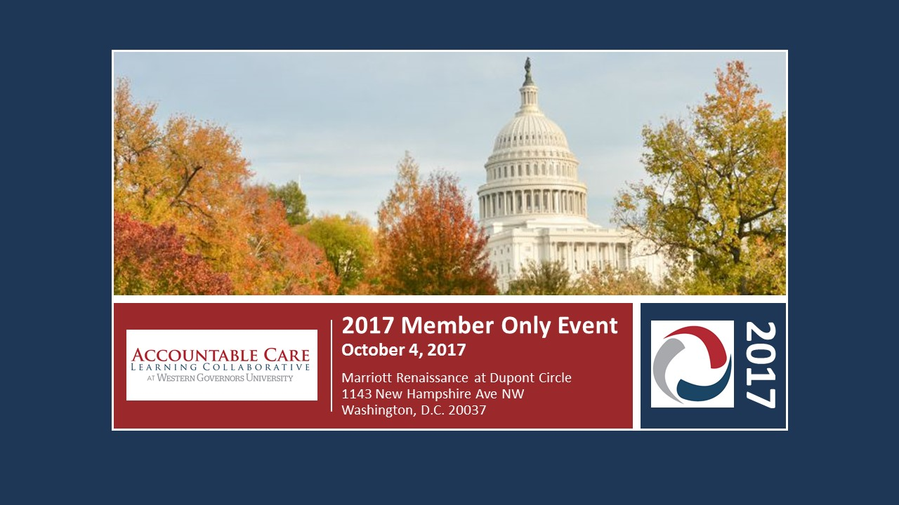 ACLC Member Only Event