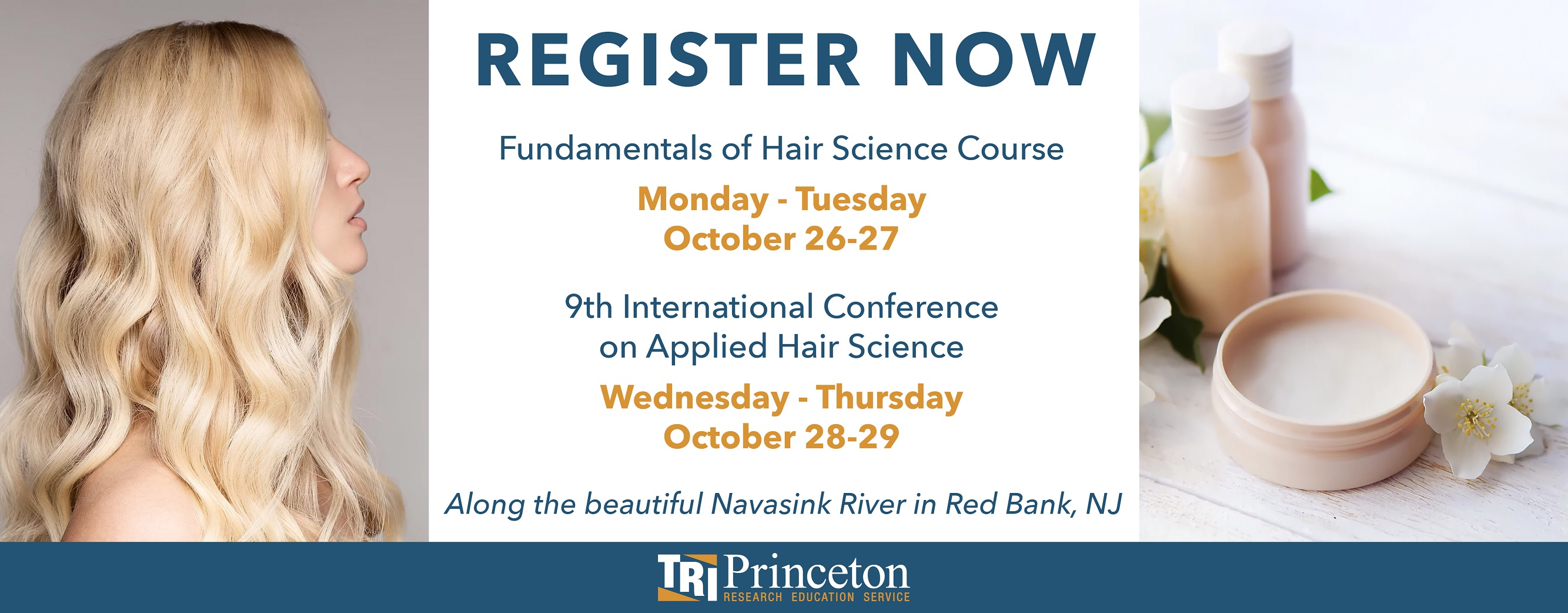 9th International Applied Hair Science Conference & Pre-Conference Course