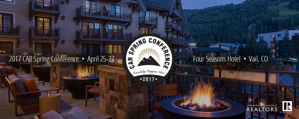 2017 CAR Spring Conference