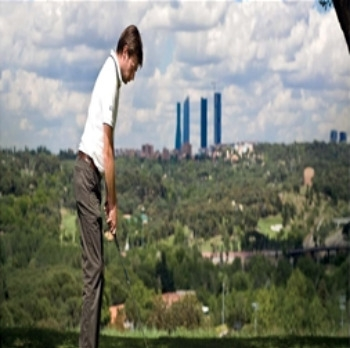 Golf in Madrid